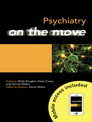 cover image of Psychiatry on the Move