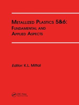 cover image of Metallized Plastics 5&6