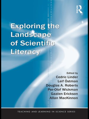 cover image of Exploring the Landscape of Scientific Literacy