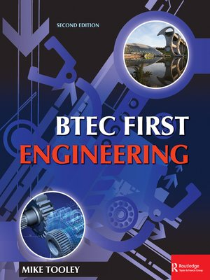 cover image of BTEC First Engineering