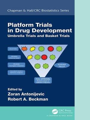cover image of Platform Trial Designs in Drug Development