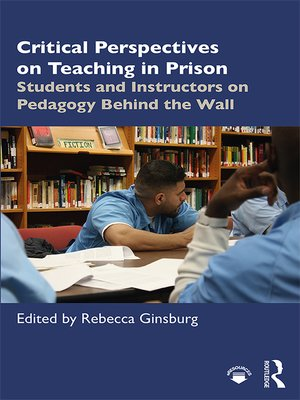 cover image of Critical Perspectives on Teaching in Prison