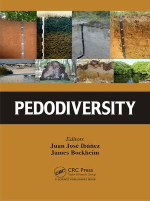 cover image of Pedodiversity