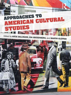 cover image of Approaches to American Cultural Studies