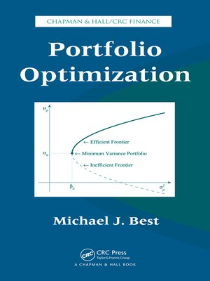 cover image of Portfolio Optimization