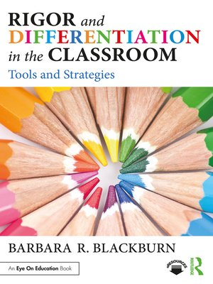 cover image of Rigor and Differentiation in the Classroom
