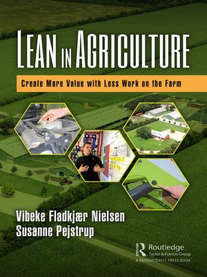 cover image of Lean in Agriculture