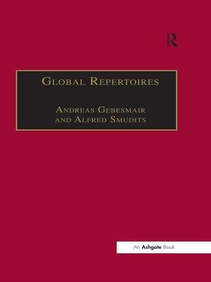 cover image of Global Repertoires