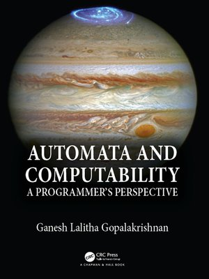 cover image of Automata and Computability