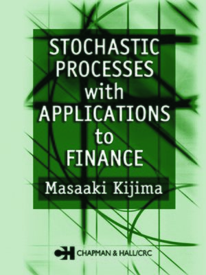 cover image of Stochastic Processes with Applications to Finance