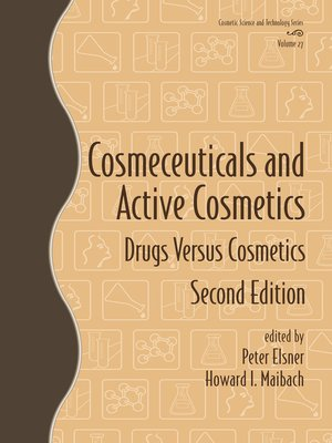 cover image of Cosmeceuticals and Active Cosmetics