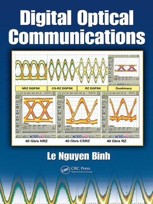 cover image of Digital Optical Communications