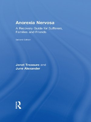 cover image of Anorexia Nervosa