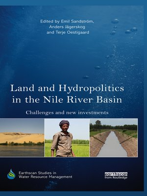 cover image of Land and Hydropolitics in the Nile River Basin