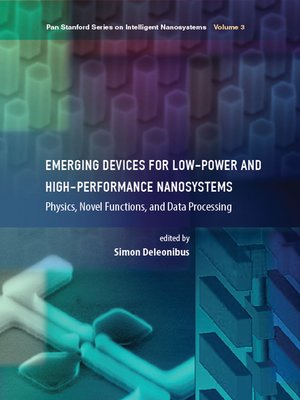 cover image of Emerging Devices for Low-Power and High-Performance Nanosystems
