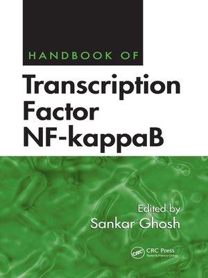 cover image of Handbook of Transcription Factor NF-kappaB