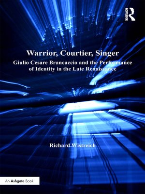 cover image of Warrior, Courtier, Singer