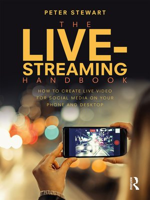 cover image of The Live-Streaming Handbook
