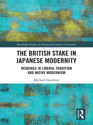 cover image of The British Stake In Japanese Modernity
