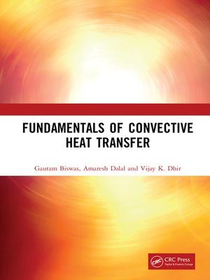 cover image of Fundamentals of Convective Heat Transfer