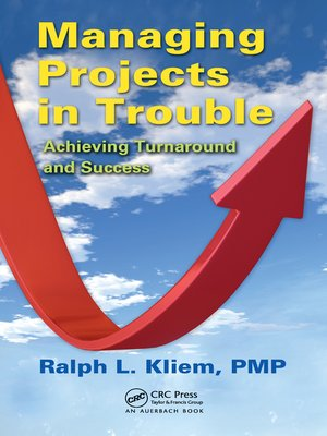 cover image of Managing Projects in Trouble