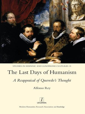 cover image of The Last Days of Humanism