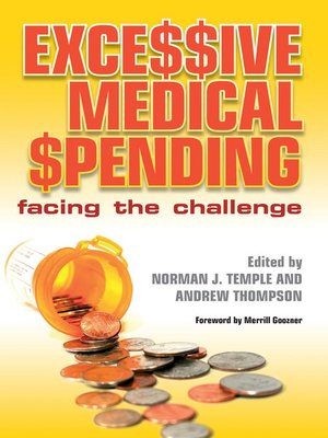 cover image of Excessive Medical Spending