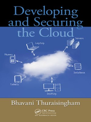 cover image of Developing and Securing the Cloud