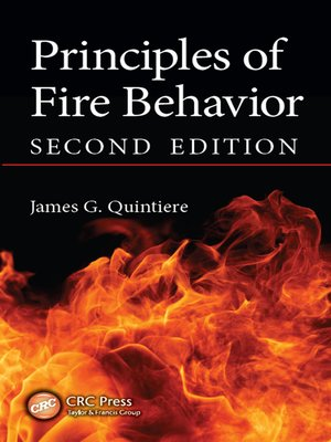 cover image of Principles of Fire Behavior
