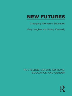 cover image of New Futures