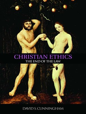 cover image of Christian Ethics