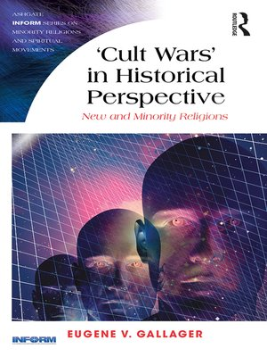 cover image of 'Cult Wars' in Historical Perspective