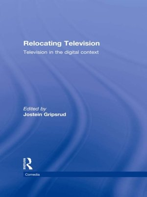 cover image of Relocating Television