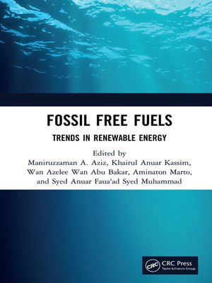 cover image of Fossil Free Fuels