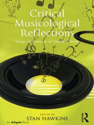 cover image of Critical Musicological Reflections
