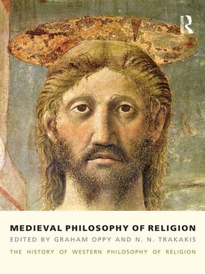 cover image of Medieval Philosophy of Religion