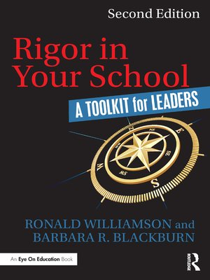 cover image of Rigor in Your School