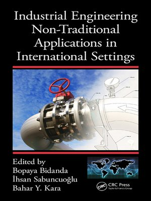 cover image of Industrial Engineering Non-Traditional Applications in International Settings
