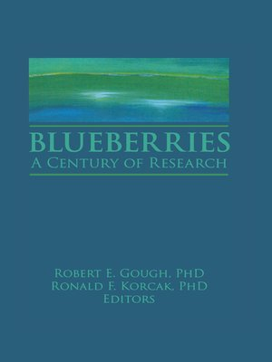 cover image of Blueberries
