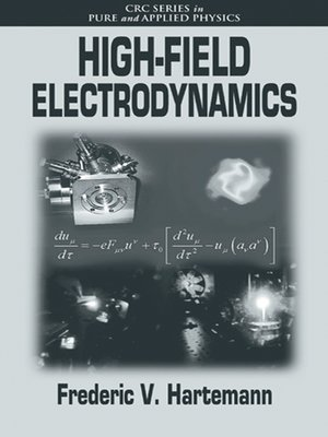 cover image of High-Field Electrodynamics