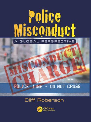 cover image of Police Misconduct