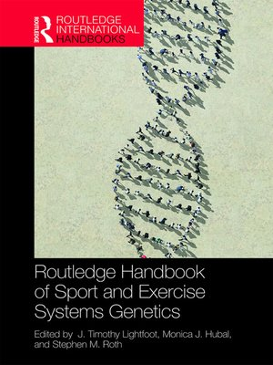 cover image of Routledge Handbook of Sport and Exercise Systems Genetics