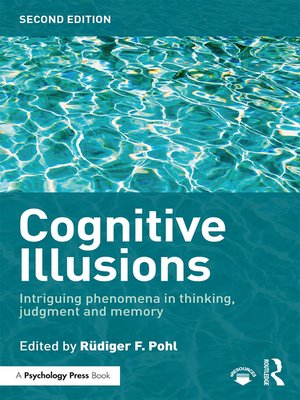 cover image of Cognitive Illusions