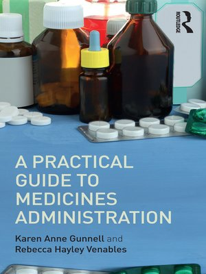 cover image of A Practical Guide to Medicine Administration