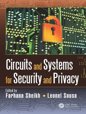 cover image of Circuits and Systems for Security and Privacy