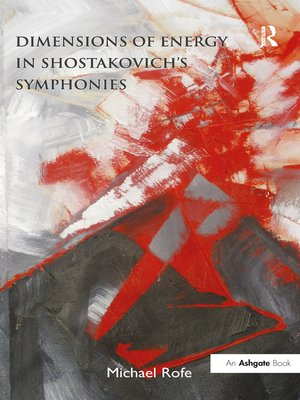cover image of Dimensions of Energy in Shostakovich's Symphonies