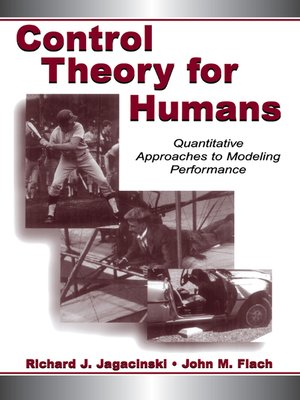 cover image of Control Theory for Humans