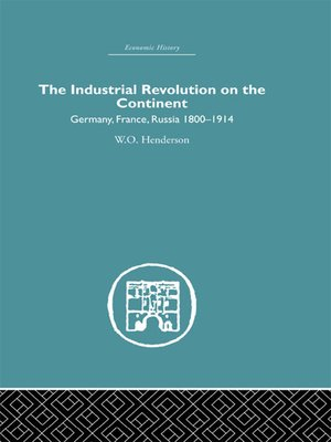 cover image of Industrial Revolution on the Continent