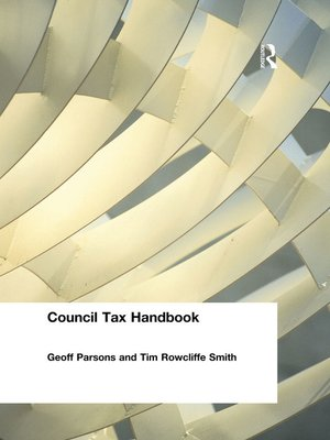 cover image of Council Tax Handbook
