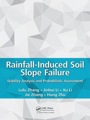 cover image of Rainfall-Induced Soil Slope Failure